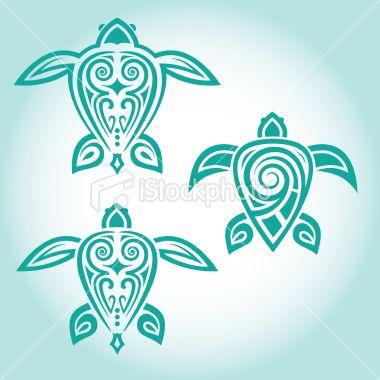 Google Image Result for http://i.istockimg.com/file_thumbview_approve/13801099/2/stock-illustration-13801099-tribal-turtle-tattoos.jpg