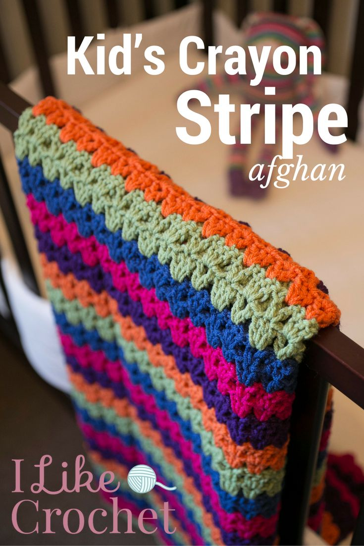 Dorable V Stitch Afghan Häkelmuster Photos - Decke Stricken Muster ...