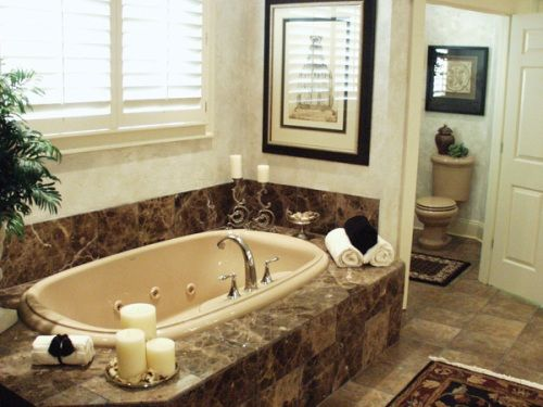 Best 25+ Garden Tub Decorating Ideas On Pinterest