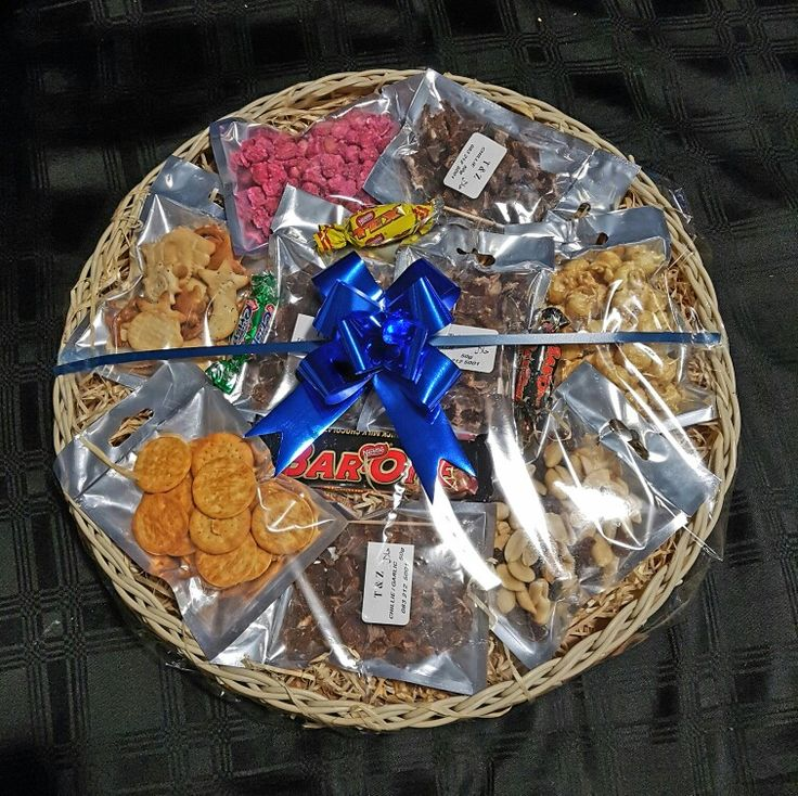 Biltong and  snack basket...to place order...info@chocdelite.co.za