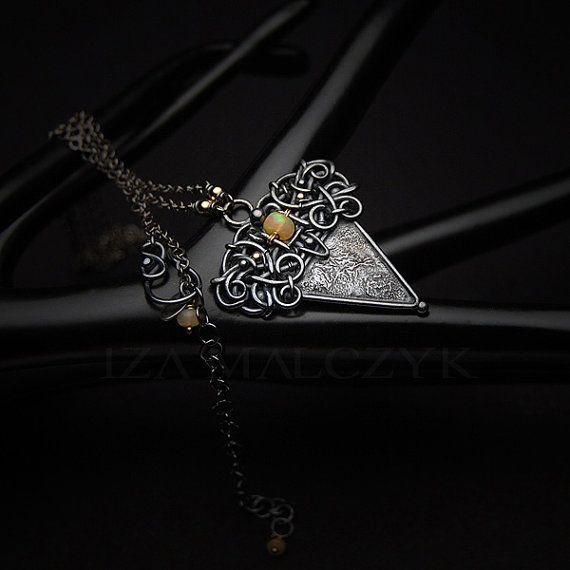 160 best Artisan Jewelry: Iza Malczyk images on Pinterest   Wire ...