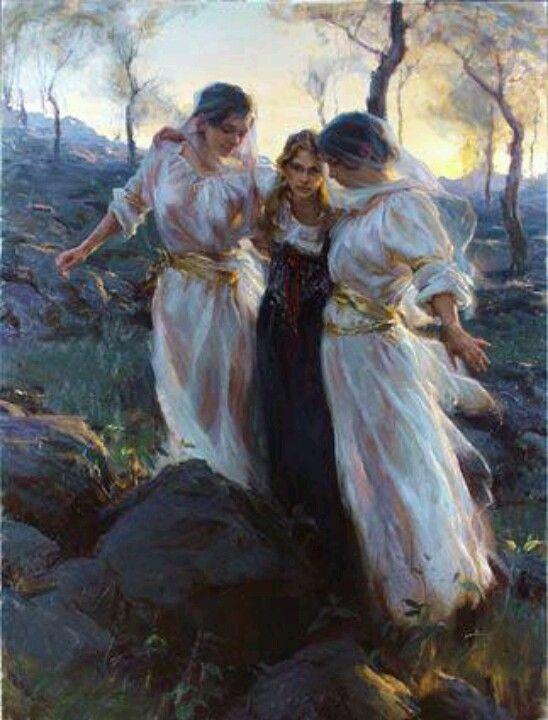 Maestras Visitantes: ángeles de paz y Amor en la Tierra