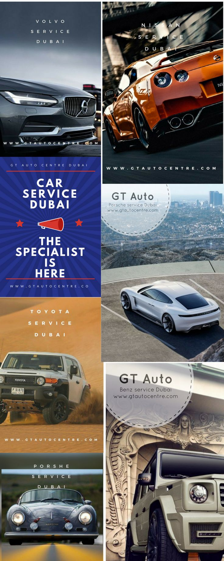car service in dubai for your volvo porsche audi service range rover toyota and other luxury cars in dubai gt auto centre dubai uae ac
