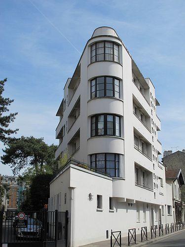 Immeuble de rapport dit Villa Ternisien (1927-1932), demeure du musicien Paul Ternisien - 5 allée des Pins, Boulogne-Billancourt
