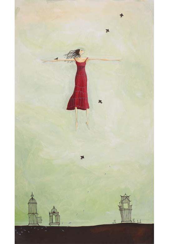 "Crispin Korschen ""With the Birds"""