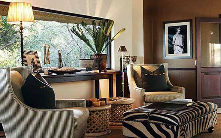 Dekorasyonda yeni trend afrika tarzı