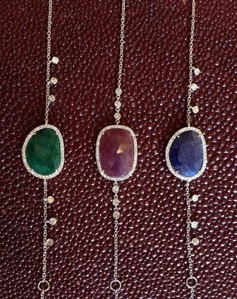 Emerald Fiorina Bracelet <3