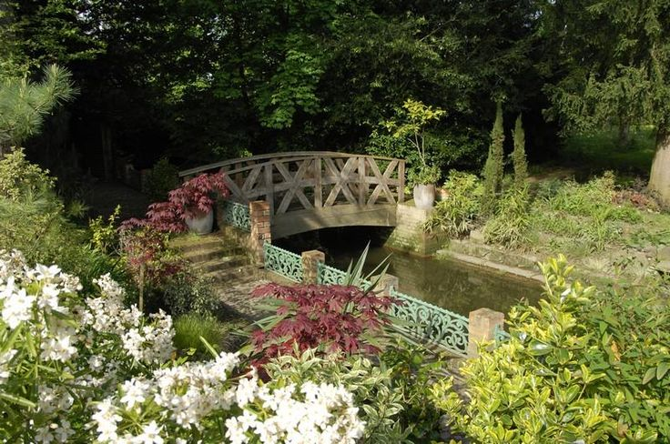 2359 best images about landscaping ideas on pinterest for 7194 garden pond