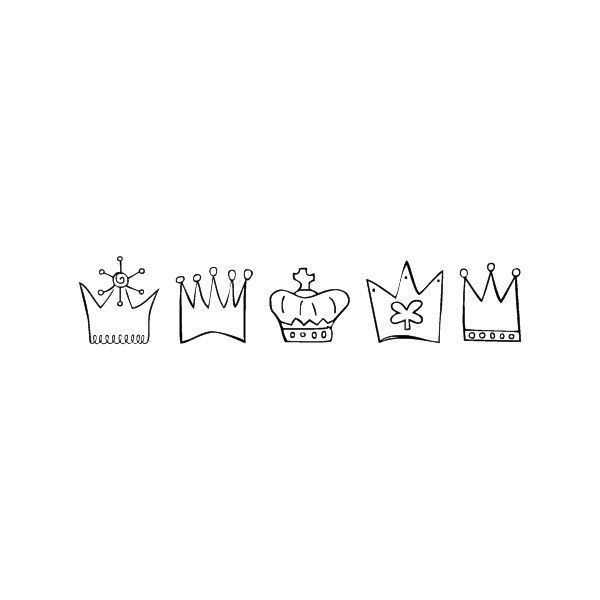 crown fonts/scrapbooking