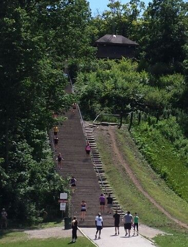 Swallow Cliff Stairs 99