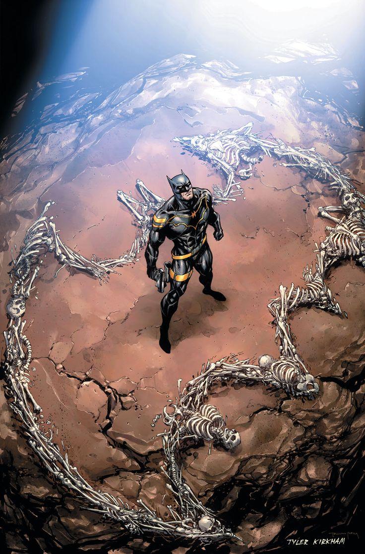 Batman tyler kirkham batman pinterest h ros super for Art minimal et conceptuel