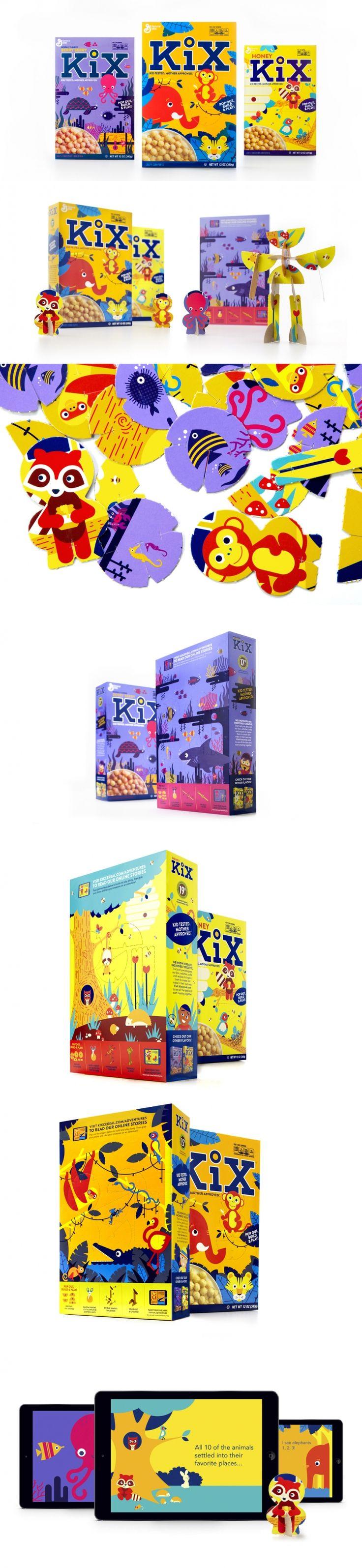 Kix Cereal