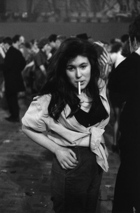 Sergio Larrain.  London. 1959. Albert Hall. Chelsea Art Ball.  Annual ball given by the students of Fine Arts