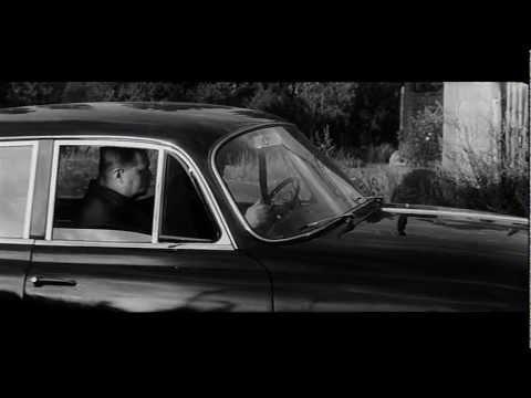 Po stopách krve - krimi ČB - 1969 - Hrusinsky v roli majora Kalaša