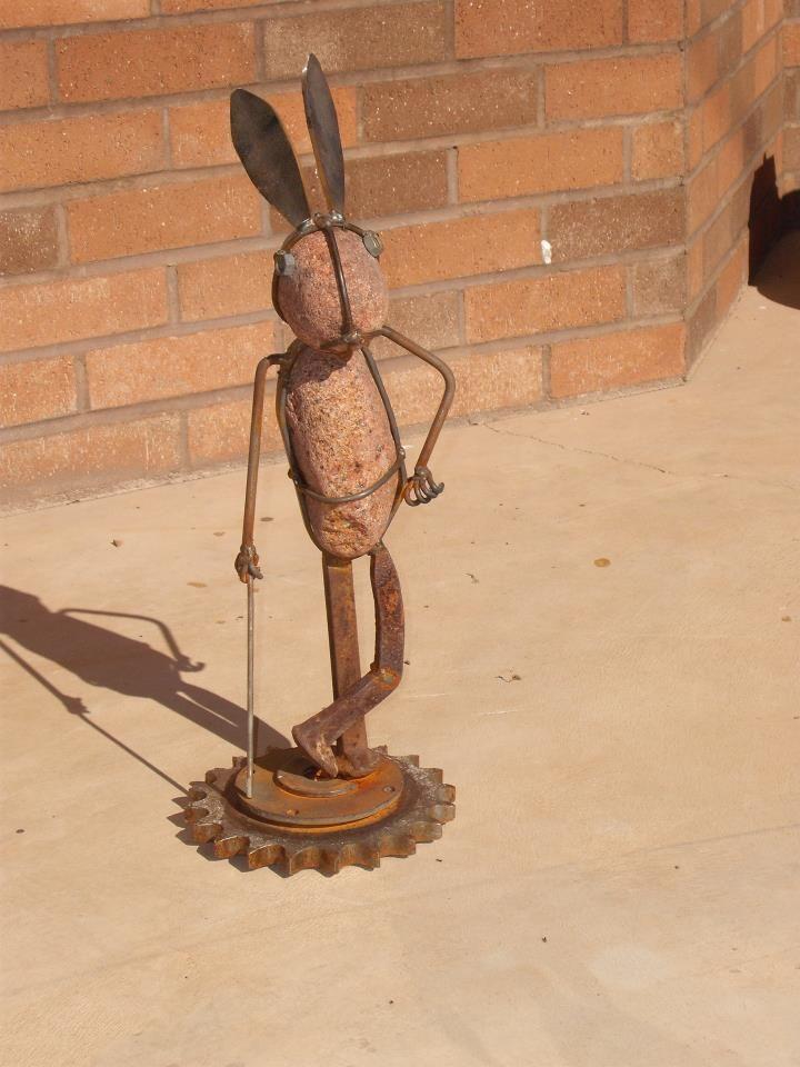 18 best john v wilhelm images on pinterest metal art - Sculpture metal jardin ...