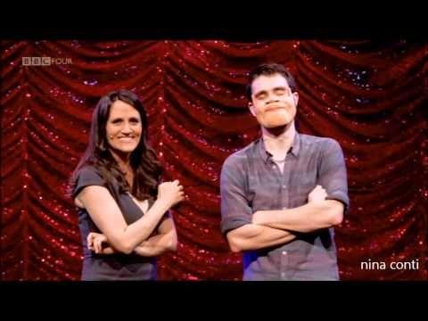Nina Conti Hilarious (Strong Language) - YouTube