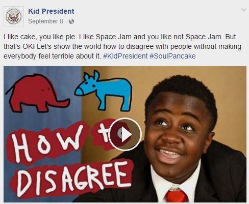 Kid President - Timeline