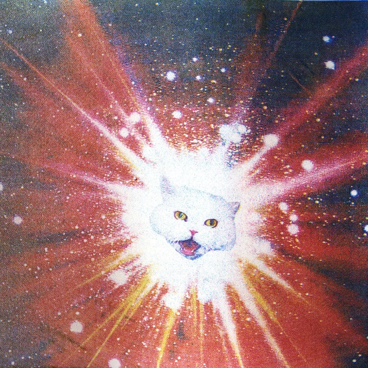 186 best Cats in space!!!! images on Pinterest | Cat art ...