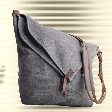 56 best images about Handmade Vintage Leather Canvas Bags on ...