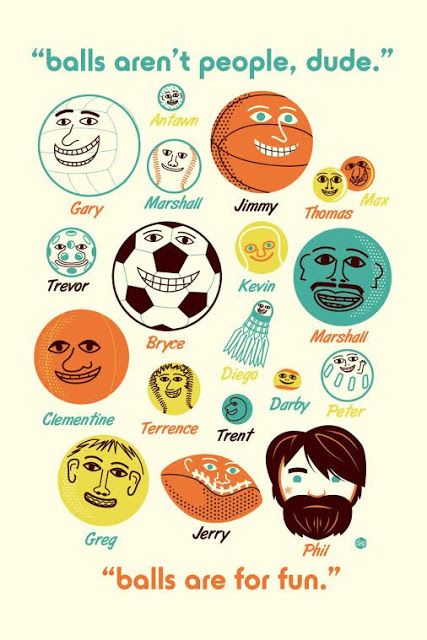 'The Last Man On Earth: Balls Aren't People' by Dave Perillo