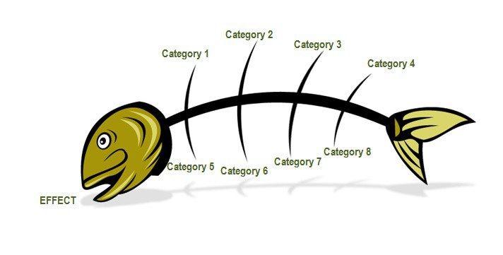 Fishbone Diagram Template 5