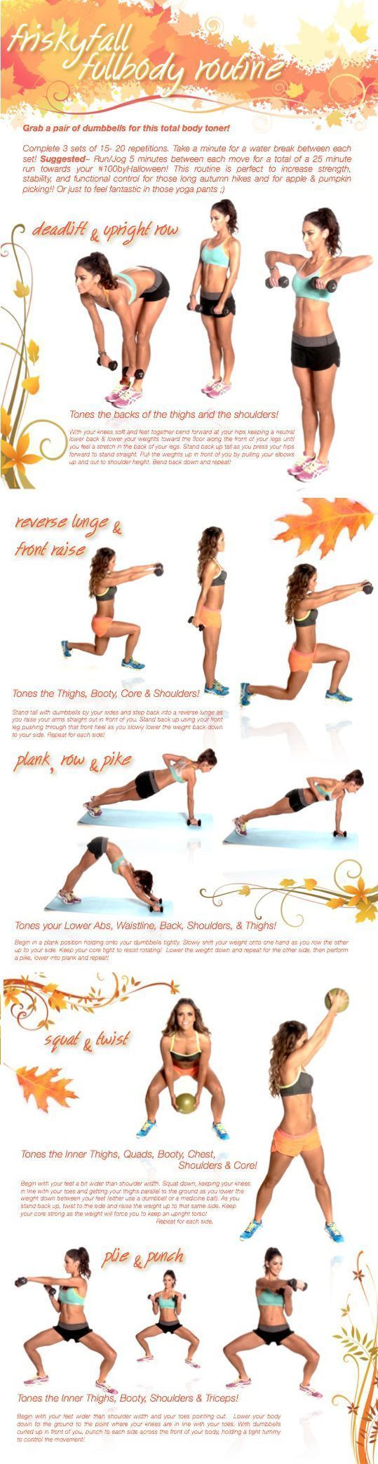 fullbody workout