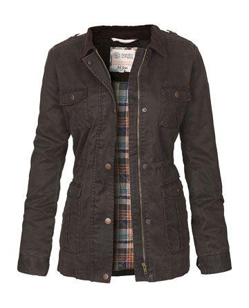 f8c8fba23 Zena Utility Jacket | Fashion | Jackets, Utility jacket, Cute coats