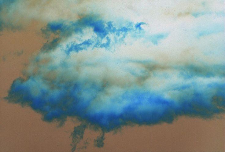Negative sky by Karoliina Pärnänen (2016). Fuji film analog photography.