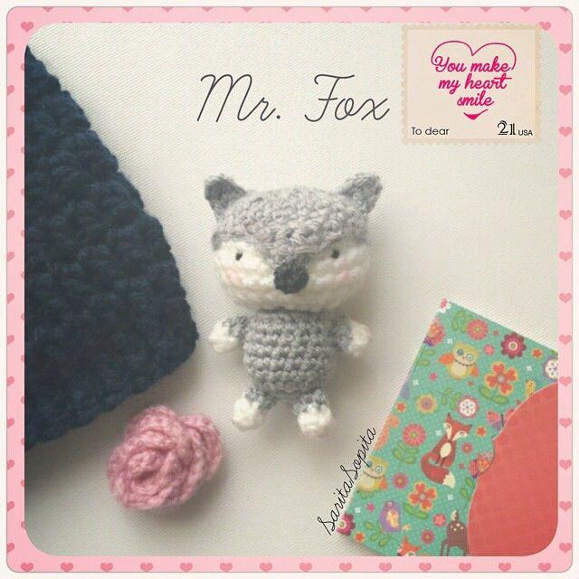 Mr. Fox by SaritaSopita