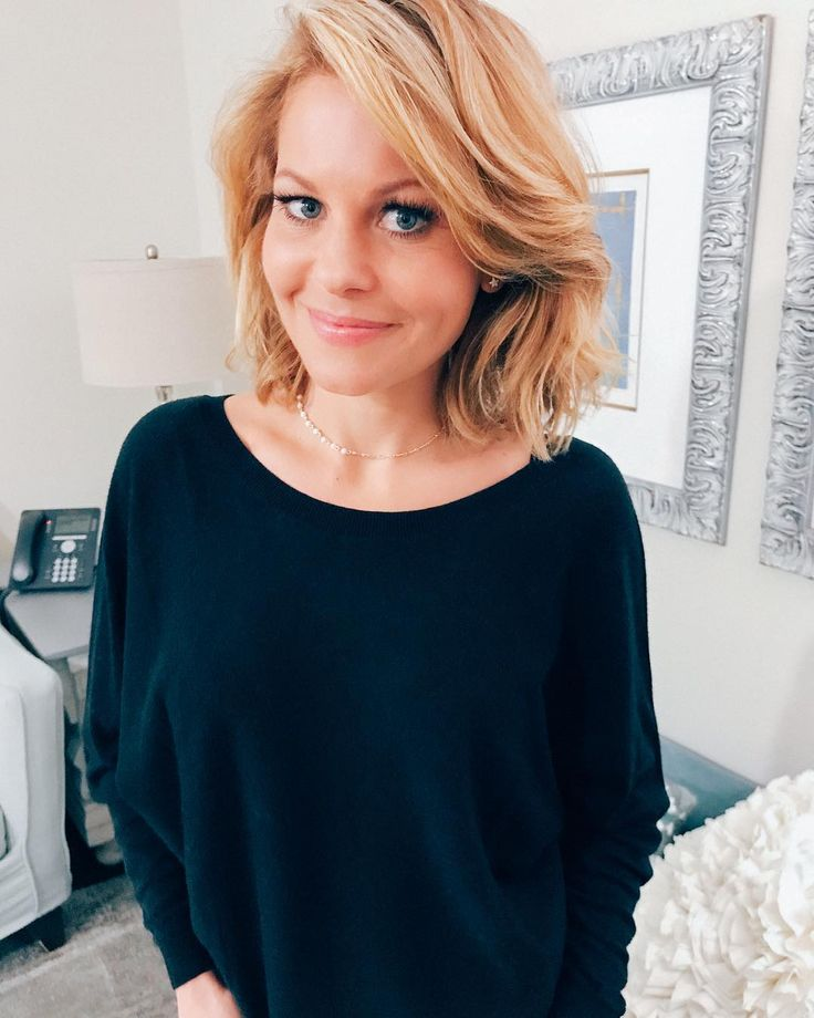 Candace Cameron Bure Says She Drinks This Digestion-Boosting Mixture Every Morning