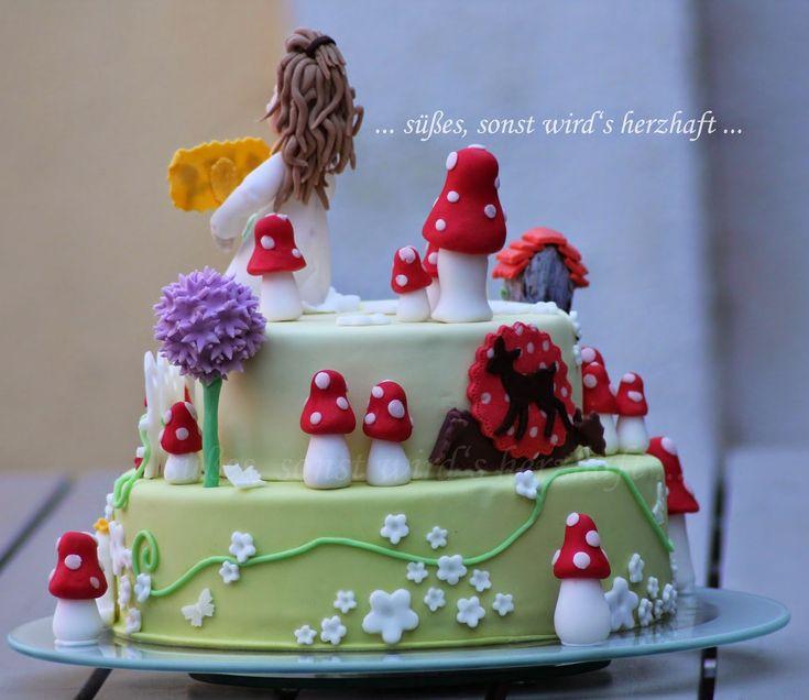 Kuchen zum modellieren