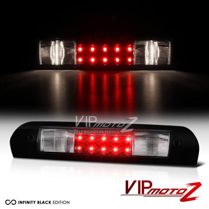 2002-2008 Dodge Ram 1500 2500 3500 LED Black 3rd Brake Lamp Cab Work Cargo Light #VIPMOTOZ