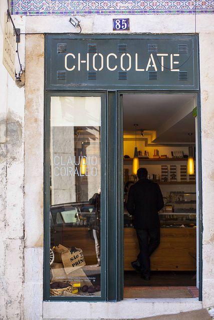 Claudio Corallo Cioccolato e Caffé; Lisbon