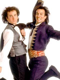 The theme song to Perfect Strangers still occasionally haunts me. That, and the memory of Balki and a pet sheep?!?! Vague on that one.