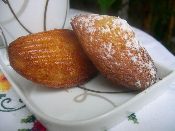 Madeleines : 4 recettes testées (Lenôtre, Sophie Dudemaine, traditionnelle, Pierre Hermé)