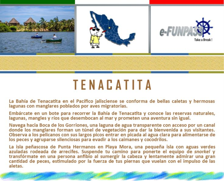Tenacatita Info...