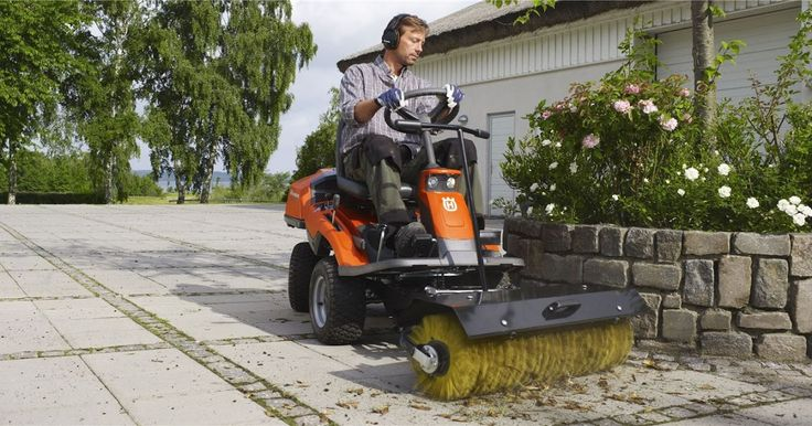 Ride On Mower Parts   A Husqvarna Rider adapts well to all seasons. So instead of buying different machines, consider a ride-on mower with...