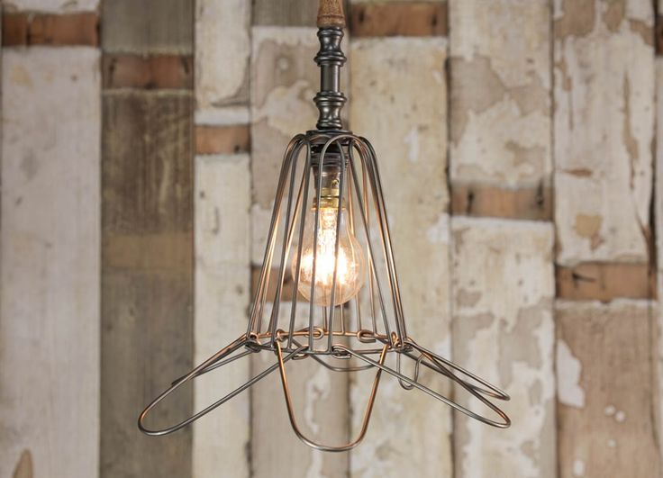 Captivating We Absolutely Love This Wall Light Which Is A Feature In Its Own Right. The  Stylish Cage Like Pendant Opens Out Into A Flower Or Folds Back Into An  Oval, ... Home Design Ideas