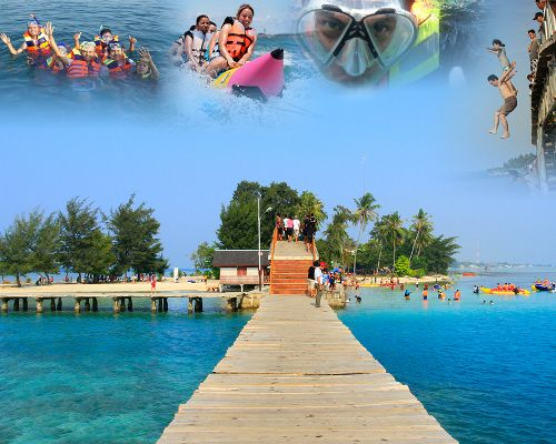 Tips Wisata Pulau Tidung TANPA RIBET, MUDAH and ENJOY your HOLIDAY