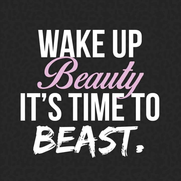 Rise and Grind....
