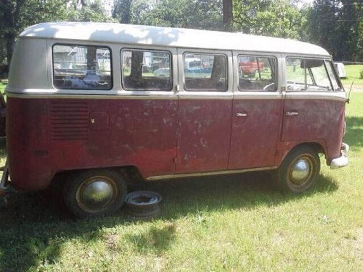 Minibus For Sale >> VW Splitscreen 1966 13 Window Deluxe | For sale on OnlyAircooled.com | Pinterest | Vw