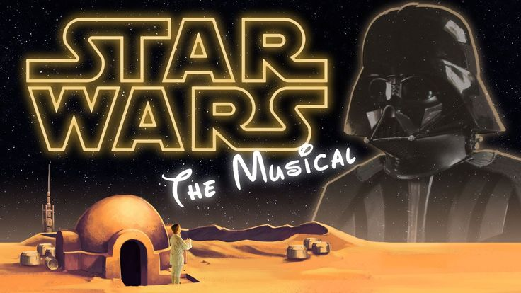 Star Wars Musical (Disney Parody).  My good friend Tyler Soper did the Editing and Animation and my Boyfriend, Humberto MacGregor did the Sound mixing and music :) Watch, Laugh, Share!