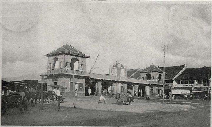 Pasar bogor 1930