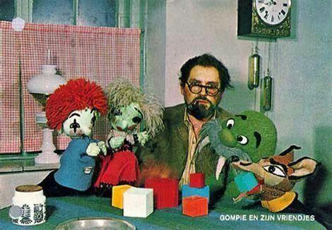 Gompie en zijn vriendjes