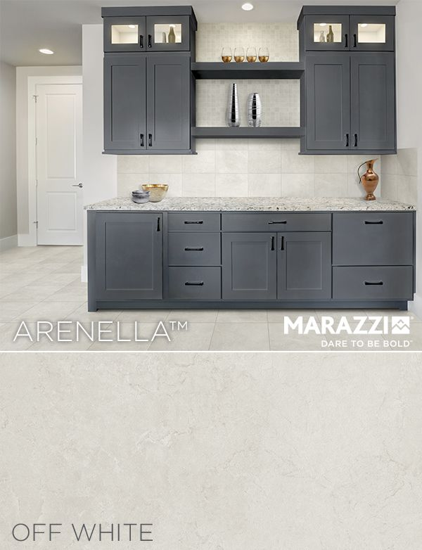 Arenella In Off White Kitchen Tiles Backsplash Home Kitchens 12x24 Tile