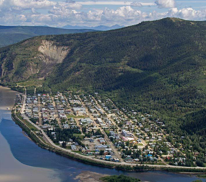 Dawson City, Yukon. ...heart of the Klondike
