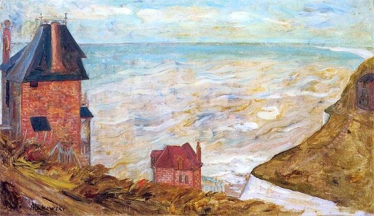 Tadeusz Makowski - Morze / The Sea
