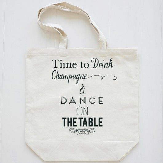 Champagne Dancing! For everyone! <3