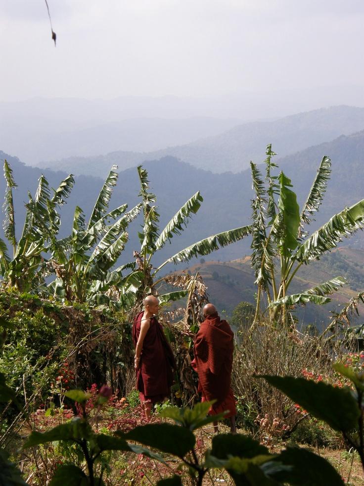 Myanmar - A wide conversation