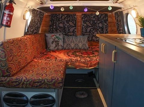 37 Best Van Conversions Layouts Images On Pinterest